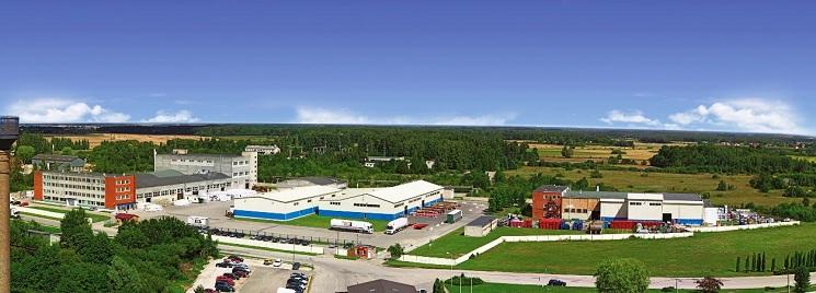1 nhà máy Soudal toàn cầu