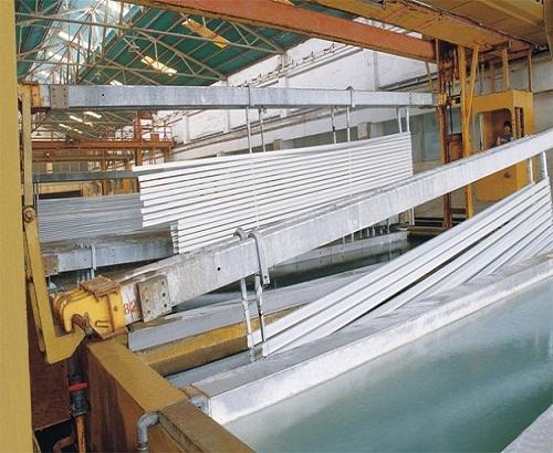 công nghệ sản xuất cửa nhôm xingfa nhập khẩu