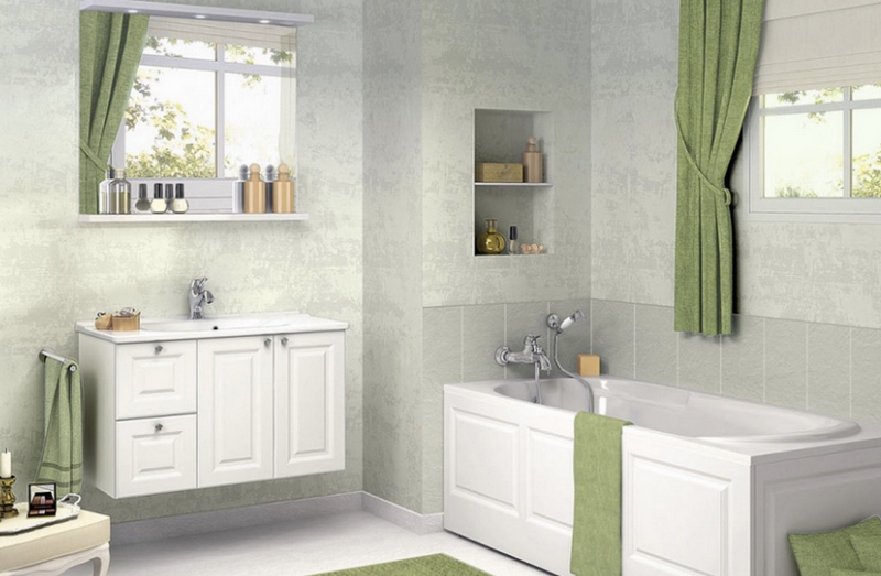 Cửa nhôm kính Xingfa cho phòng tắm