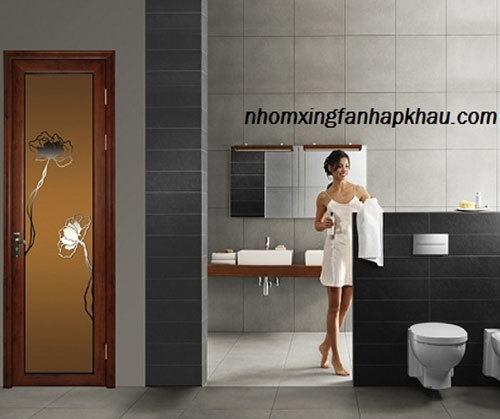 cửa nhôm nhà tắm