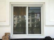 cửa sổ mở trượt nhôm xingfa trắng sứ