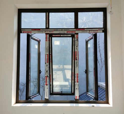 cửa sổ quay xingfa