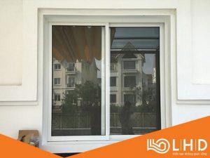 cửa sổ mở trượt nhôm xingfa 123 5
