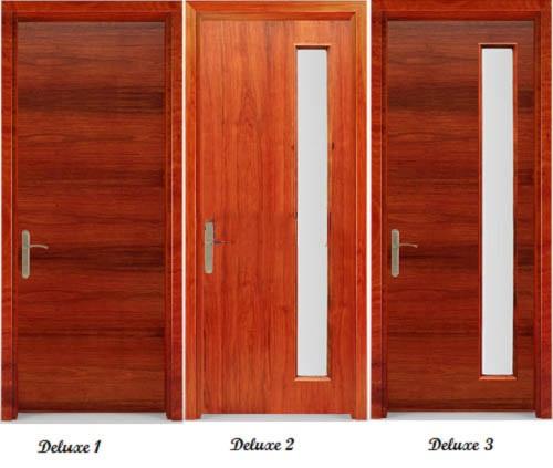 cửa gỗ solitek deluxe