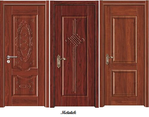 cửa gỗ metatek