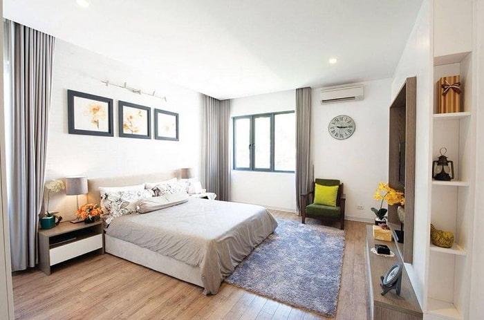 mẫu cửa phòng ngủ bằng nhôm