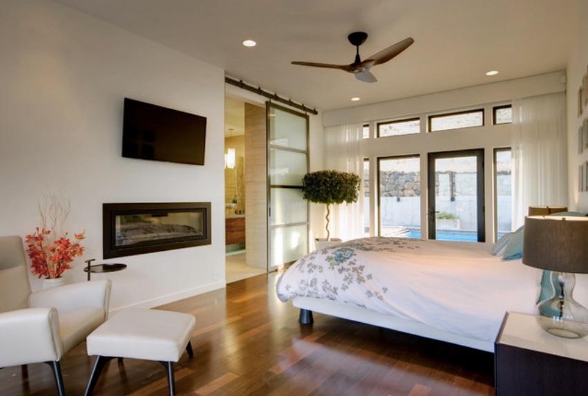 phòng ngủ nhôm xingfa