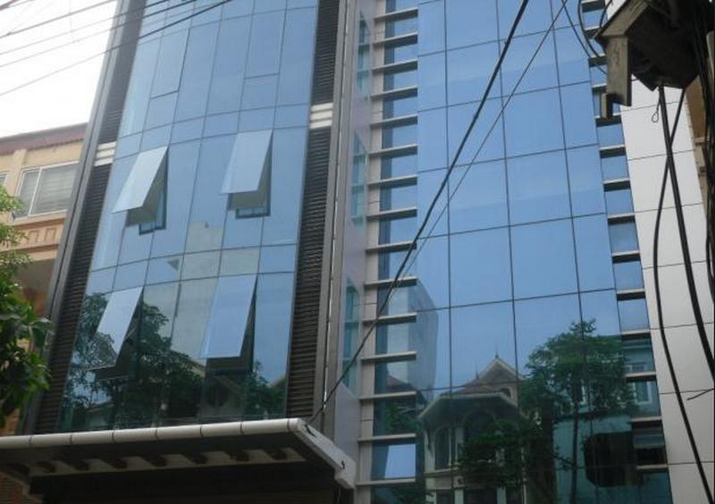 Vách mặt dựng nhôm kính Xingfa cho các tòa nhà cao ốc
