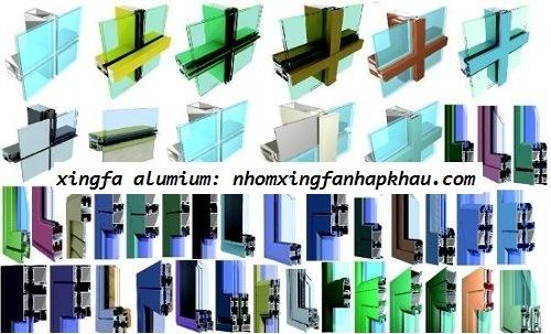 xingfa alumium